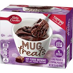 Betty Crocker Mug Treat Fudge Brownie 300g