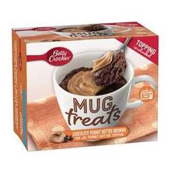 Betty Crocker Mug Treat Peanut Butter 204g