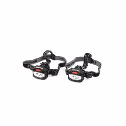 Geepas GHL51022UK Rechargeable LED Head Lamp