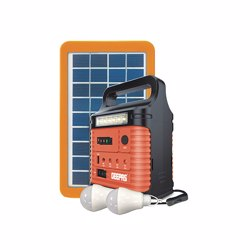 Geepas GPS5901_1 Rechargeable Home Solar System