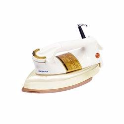 Geepas GDI2750 Non-stick Golden Teflon Dry Iron