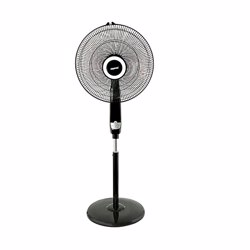 Geepas GF9489 Stand Fanwith Remote Control, 16inch