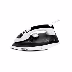 Geepas GSI7788 Steam Iron with Variable Temperature Control