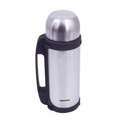 Geepas GSVB4112 Steel Inner Vacuum Flask, 1.8L