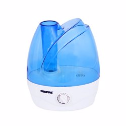 Geepas GUH2484 Ultra Sonic Humidifier, 2.6L