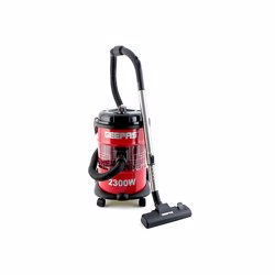 Geepas GVC2587 Dry Vacuum Cleaner, 1600W