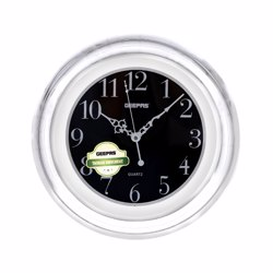 Geepas GWC4805 Wall Clock with Aluminous Dial