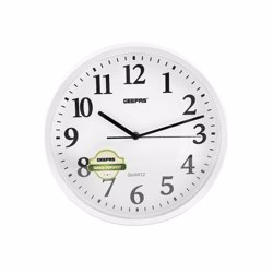 Geepas GWC4816 Wall Clock with Taiwan Movement