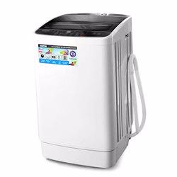 Geepas GFWM6800LCQ Fully Automatic Washing Machine, 6kg