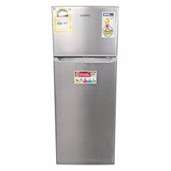 Geepas GRF2400SXE Double-door Refrigerator, 240L