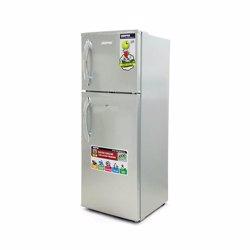 Geepas GRF1856WPN Energy Saving Double Door Direct Cool Refrigerator