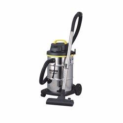 Geepas GVC19012 Dry & Wet Stainless Steel Vacuum Cleaner, 1200W