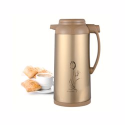 Geepas GVF27013 Hot & Cold Vacuum Flask, 1.6L