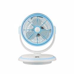 """Geepas GF9631_1 8"""" Table Fan - Blue"""