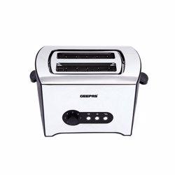 Geepas GBT6152 2-Slice Bread Toaster, 270x160x160mm