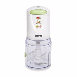 Geepas GC477 Multifunctional Chopper with 4SS Blade, 500Ml