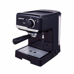Geepas GCM6108 15 Bar Power Cappuccino Maker, 1.5 L