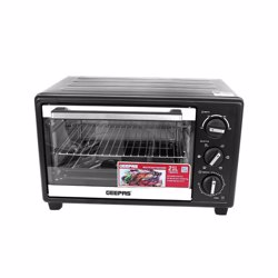 Geepas GO4464 Electric Oven with Rotisserie, 21L