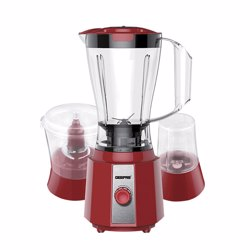 Geepas GSB9891 3-in-1 Juicer with Safety Lock