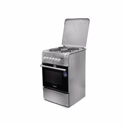 Geepas GCR6270FEST Full Electrical Free Standing Cooking Range, 50*55