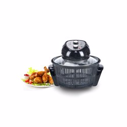 Geepas GHO34016UK Turbo Halogen Oven, 20L