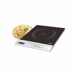 Geepas GIC33011UK Programmable Induction Cooker, 2000W