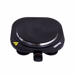 Geepas GHP7583 Single Hot Plate with Overheat Protection