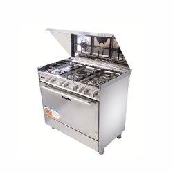 Geepas GCR9061FPSRC Free standing Gas Cooking range