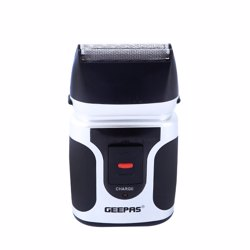 Geepas GSR21N Rechargeable Shaver for Men with 2 Rapid Reciprocating Blades