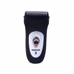 Geepas GSR8707 Rechargeable Men''s Shaver with Titanium Mesh