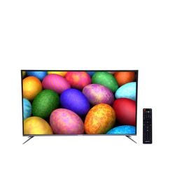 Geepas GLED5508SFHD Smart LED TV, 55""