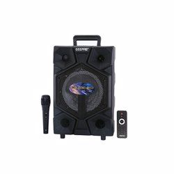 Geepas GMS8575 Rechargeable Portable Speaker