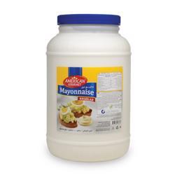 American Gourmet Mayonnaise - 18% Fat 1 gallon
