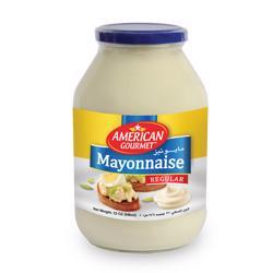 American Gourmet Mayonnaise - 18% Fat 32 oz