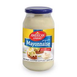 American Gourmet Mayonnaise - 18% Fat 16 oz