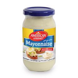 American Gourmet Mayonnaise - 18% Fat 8 oz