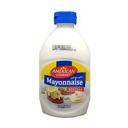 American Gourmet Mayonnaise - 18% Fat 500 ml