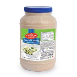 American Gourmet Ranch Salad Dressing 1 gallon