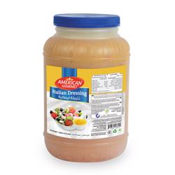 American Gourmet Italian Salad Dressing 1 gallon