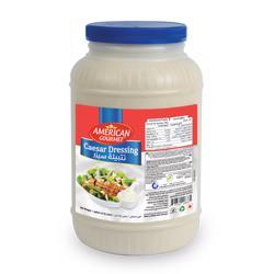 American Gourmet Caesar Salad Dressing 1 gallon