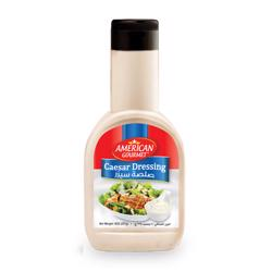American Gourmet Caesar Salad Dressing 8 oz