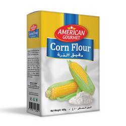 American Gourmet Corn Flour 400 g