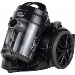 Black+Decker 1600W Can. Cyclonic Vacuum Cleaner