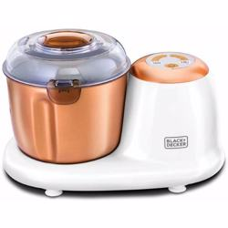 Black+Decker Dough Maker DC Motor, Rose Gold - DM50-B5 preview