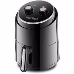 Black+Decker 1.5 Liter Air Fryer AerOfry, Black – AF100-B5
