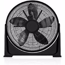 Black+Decker 16 Inch Box Fan, Black - FB1620-B5