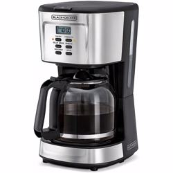 Black+Decker 900W 12 Cup Programmable Coffee Maker - Dcm85-B5