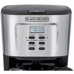 Black+Decker 900W 12 Cup Programmable Coffee Maker - Dcm85-B5 preview