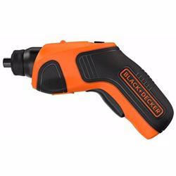 Black+Decker 3.6 V Li-Ion Screwdriver - CS3651LC preview