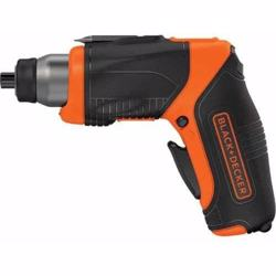 Black+Decker Lithium Screwdriver - CS3653LC-B5